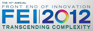IIR Front End of Innovation logo