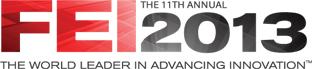 FEI 2013 logo